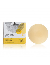 Натуральный твердый кондиционер Sharme Hair Argana Oil