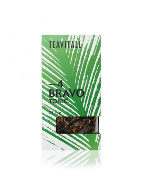 TEAVITALL BRAVO 4, 75 Г.