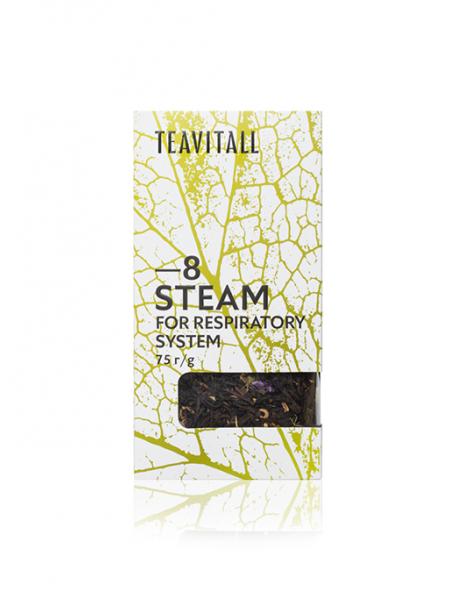 TEAVITALL STEAM 8, 75 Г.