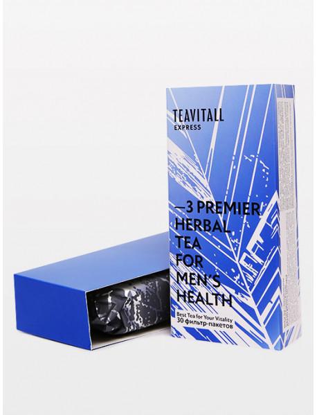 TEAVITALL EXPRESS PREMIER 3, 30 ФИЛЬТР-ПАКЕТОВ
