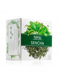 Чай зеленый TEAVITALL CLASSIC «Сенча» 38 фильтр-пакетов