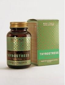 Бад Revitall THYROSTRESS, 60 капсул