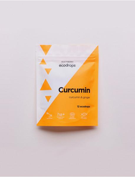 HEALTHBERRY ECODROPS CURCUMIN